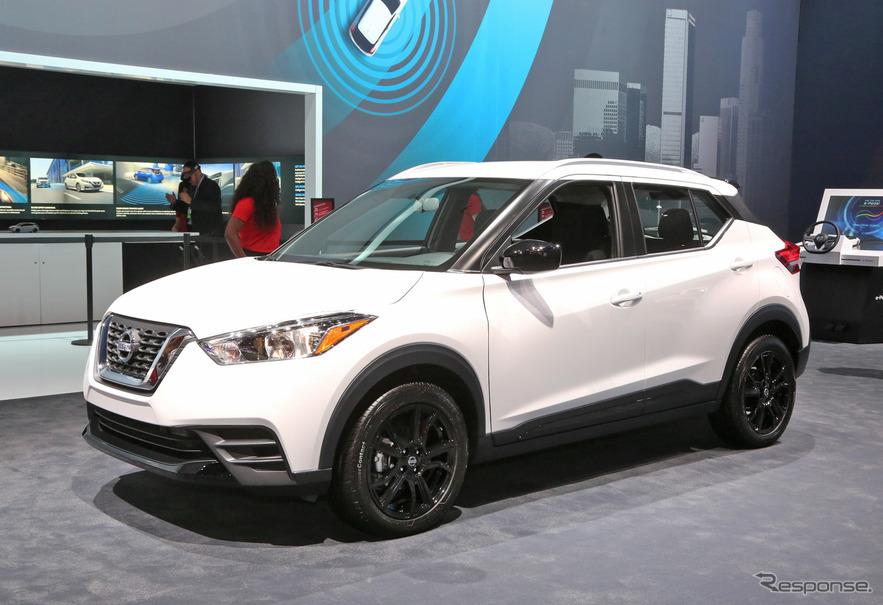 キックス 新型 日産、新型SUV「キックス」発表。価格275万9900円から