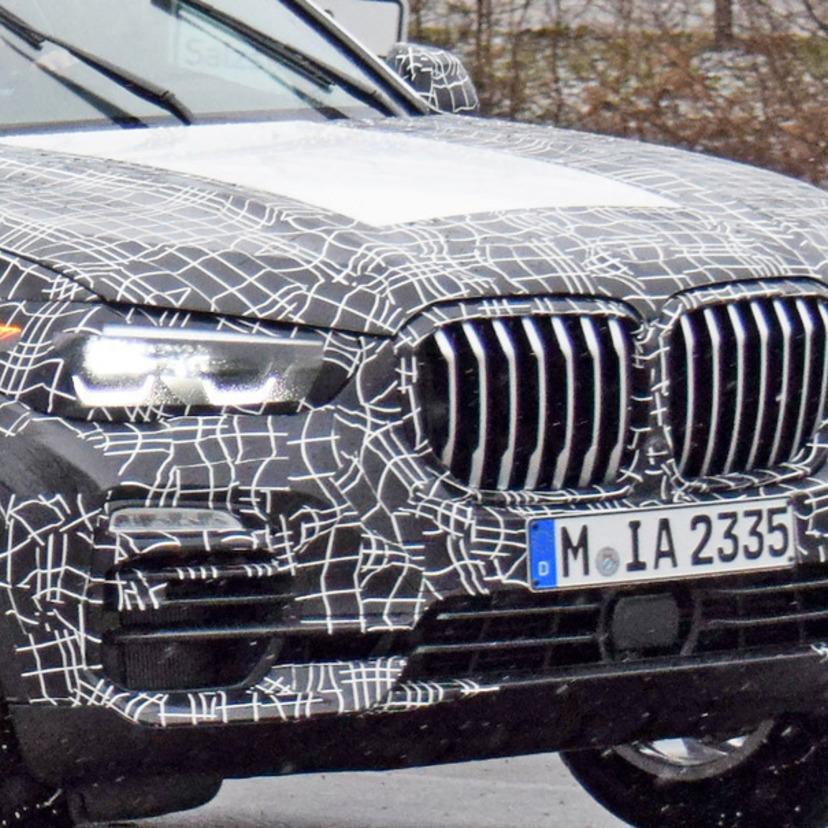 2018 Bmw X5 Camshaft: BMW 新型X5を激写!ワールドプレミアは2018年9月?最新情報