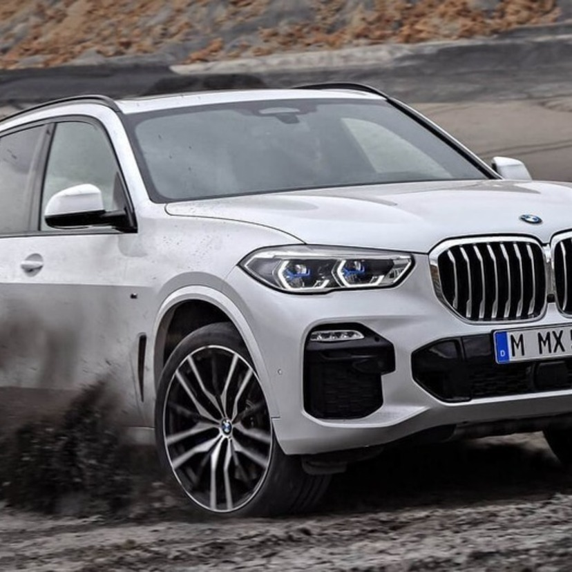 2018 Bmw X5 Camshaft: 【パリモーターショー2018】BMW X5新型と M5コンペティション発表!
