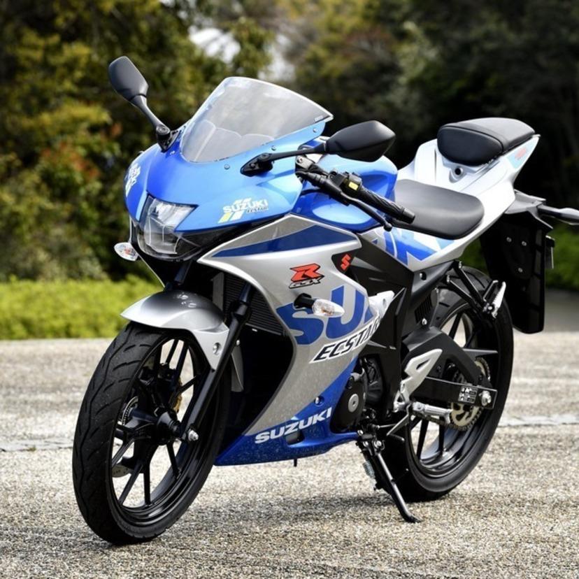 バイク 125cc