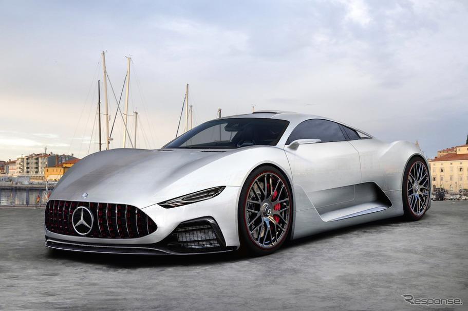 Audi E Tron Concept >> メルセデスAMGの新型ハイパーカー『プロジェクト ワン』価格・パワートレイン | カーナリズム