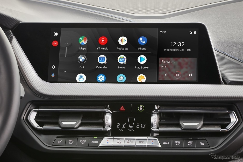 android auto アプリ