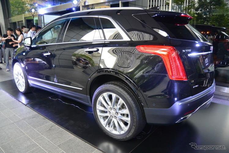 新型SUV!キャデラック XT5 クロスオーバー スペック・燃費 ...