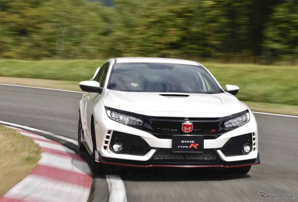 ホンダの新型シビック タイプr 試乗評価 価格 燃費 性能は カーナ