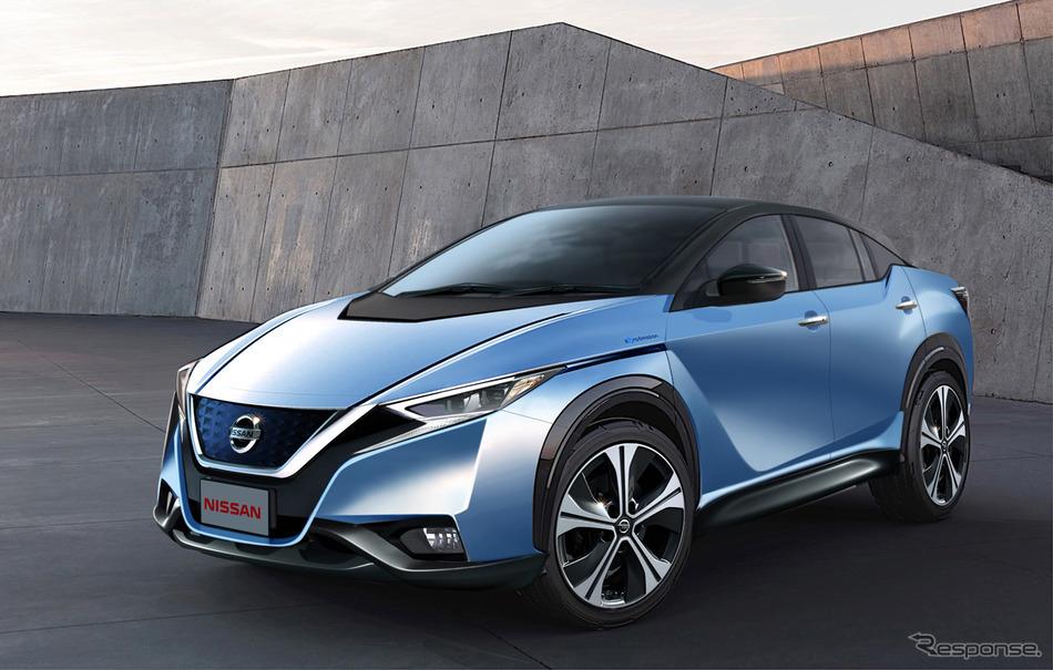 日産初!電動SUV「iMX」がついに…!市販化は2020年!?航続距離がスゴイ | カーナリズム